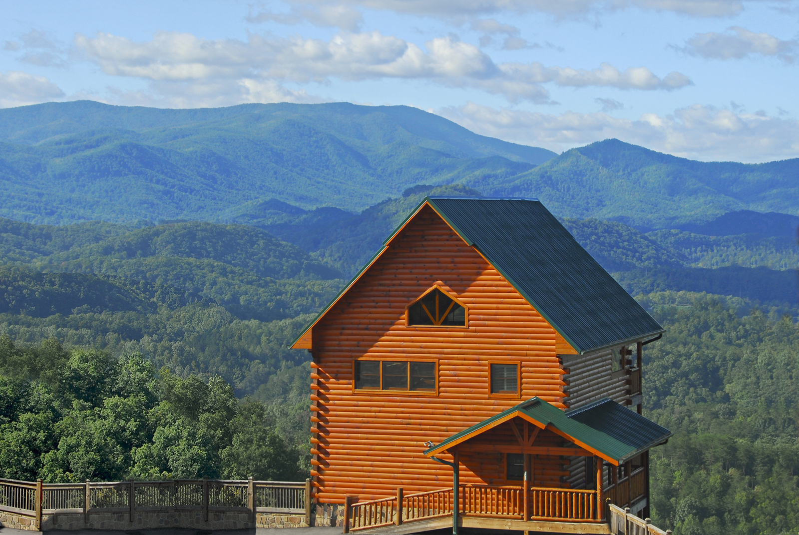 Smoky Mountain Escape