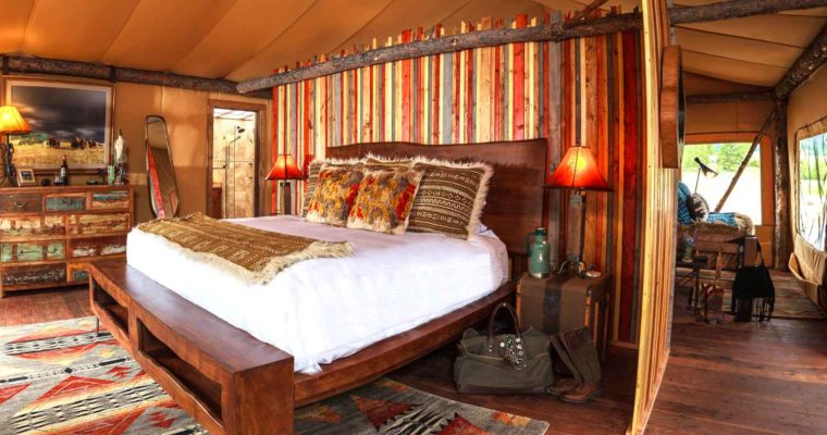 Get ready to go Glamping