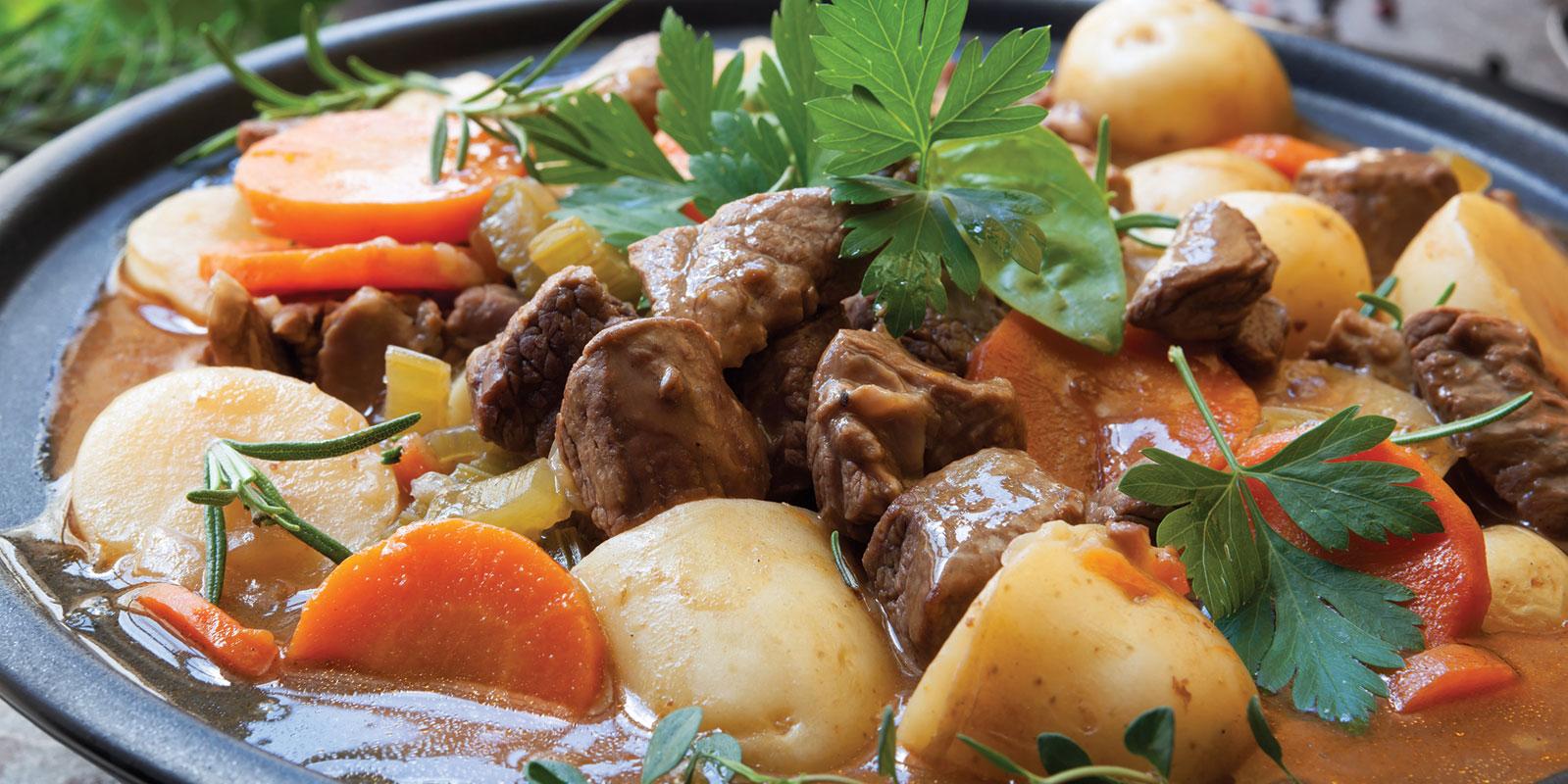 Irish Stew   Servings: 6