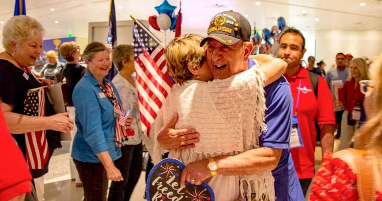 Honor Flight DFW
