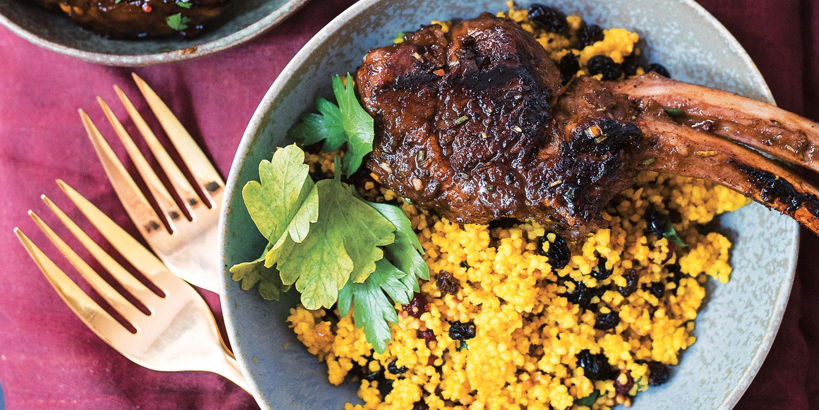 The Weeknight Mediterranean Kitchen