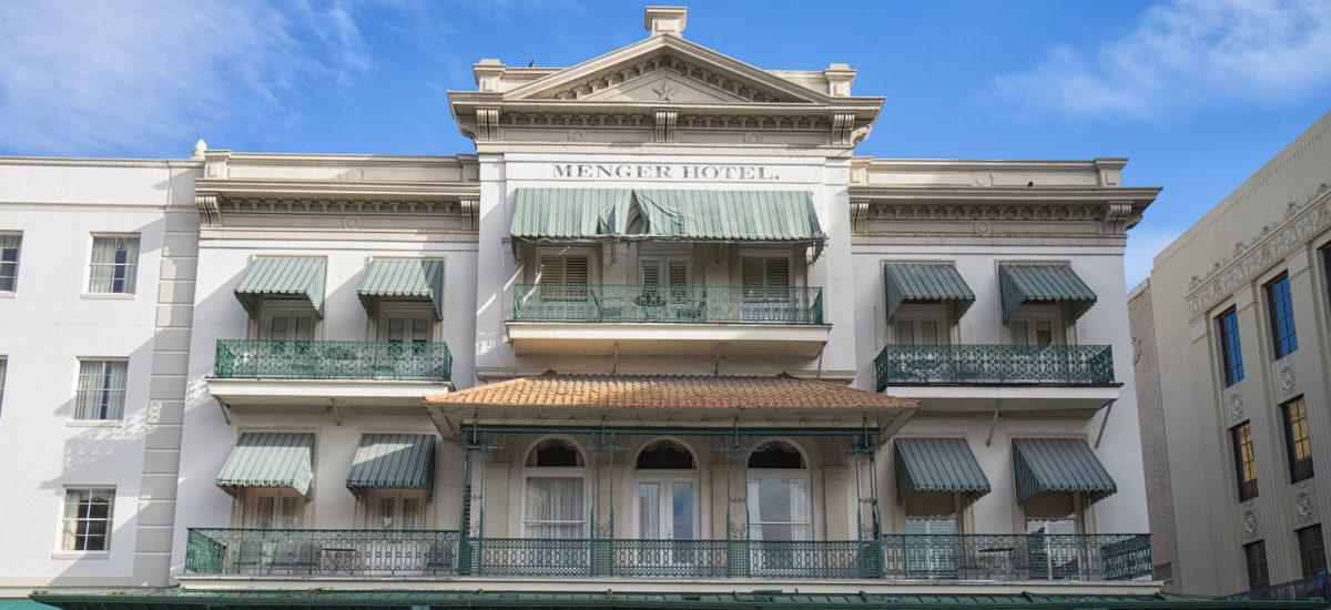 Historic Hotel Haunts