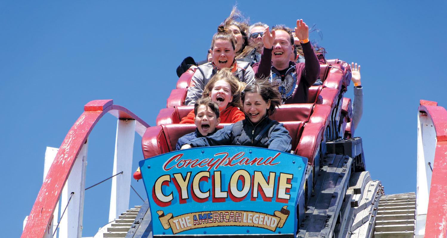 Theme Park thrills