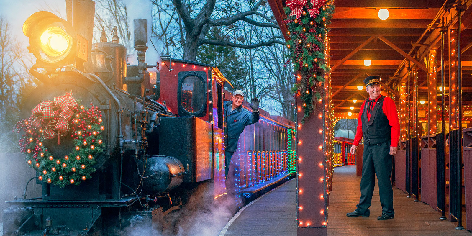 Charming Christmas Towns
