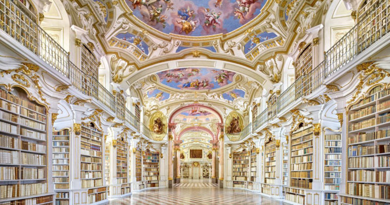 Amazing Libraries around the World