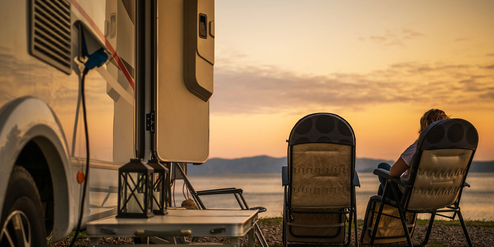 Retire to the RV lifestyle