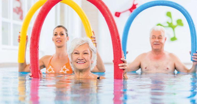 Effective exercises for seniors